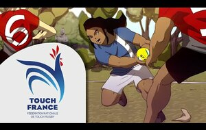 Manga Touch Rugby