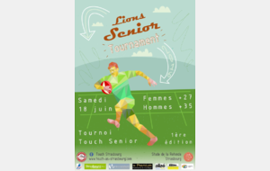 Lions Senior Tournament 2016
