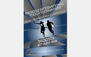 Brussels International Touch Tournament