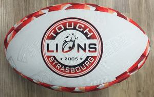 Ballon Touch - Steeden - match